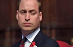 Papa-Stress: Prinz William pennt im Gottesdienst fast weg!