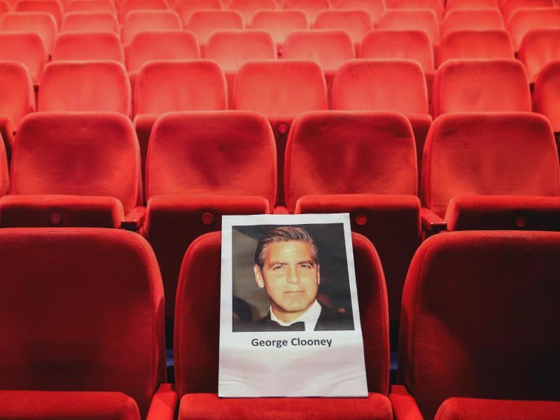 Bild zu Berlinale - George Clooney
