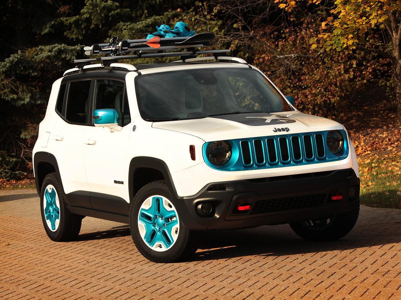 Bild zu SEMA 2014: Jeep, Dodge, Ram und Fiat stellen breite Tuning-Palette aus