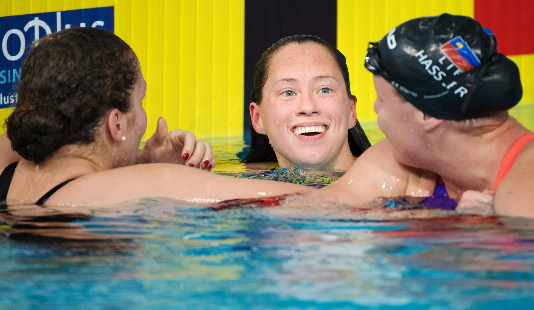 Bild zu European Championships 2018 - Schwimmen