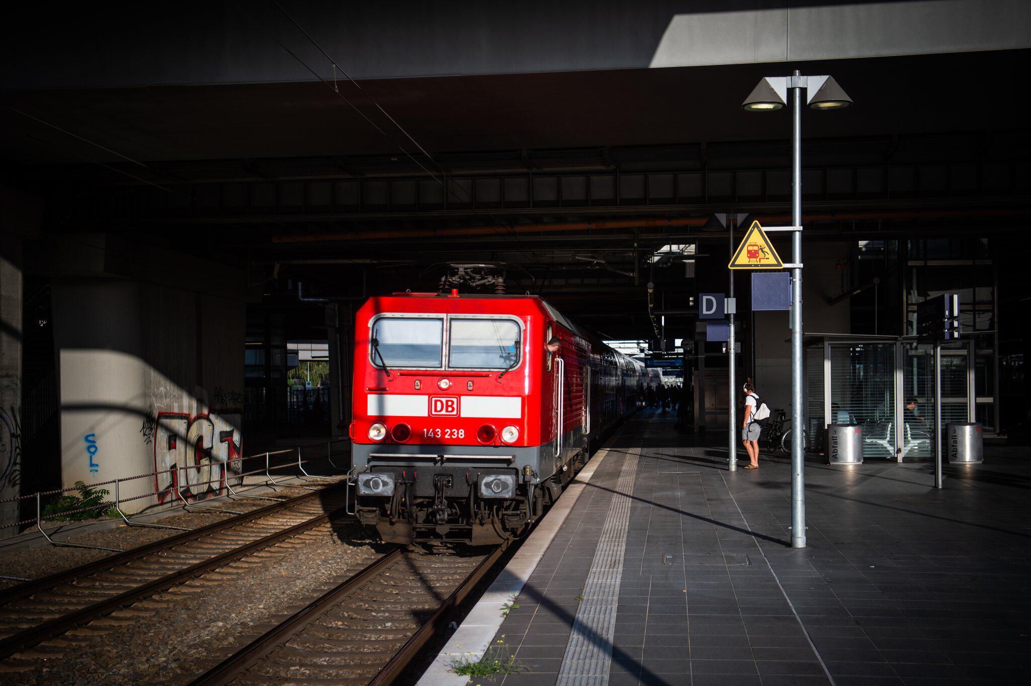 Bild zu Bahnhöfe ohne Servicepersonal