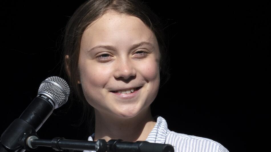 Greta Thunberg in Kanada