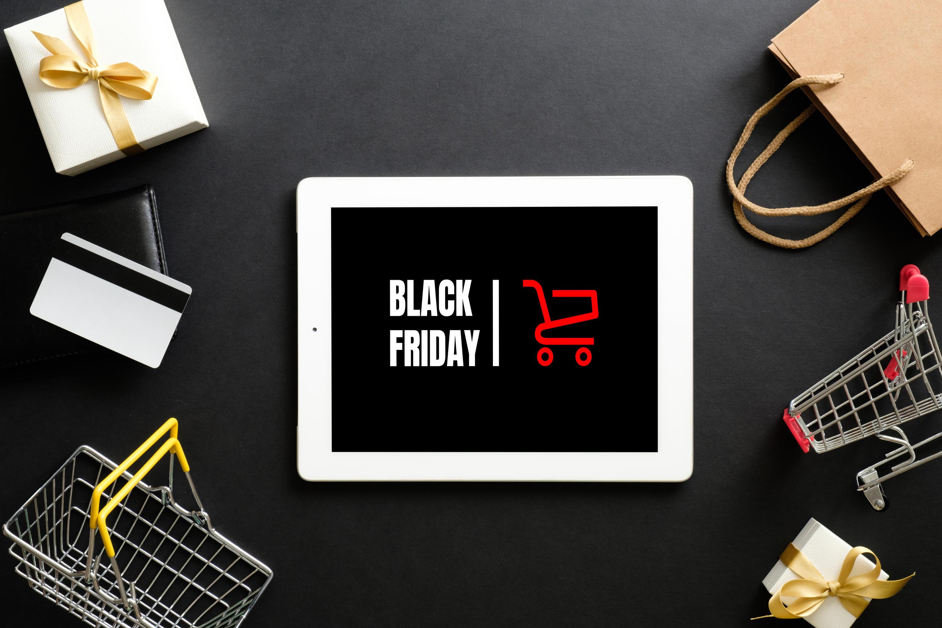 Bild zu Black Friday Week, 2020, Cyber week, Cyber Monday, Black Friday, Schnäppchen, Shopping, Amazon