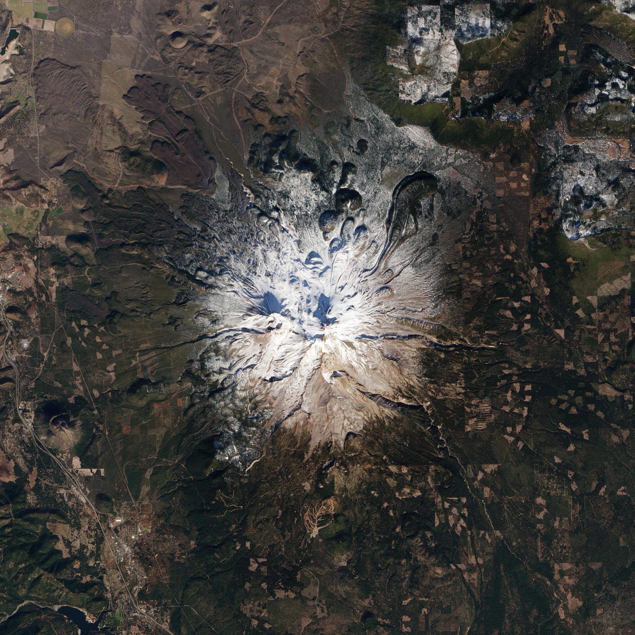Bild zu Mount Shasta