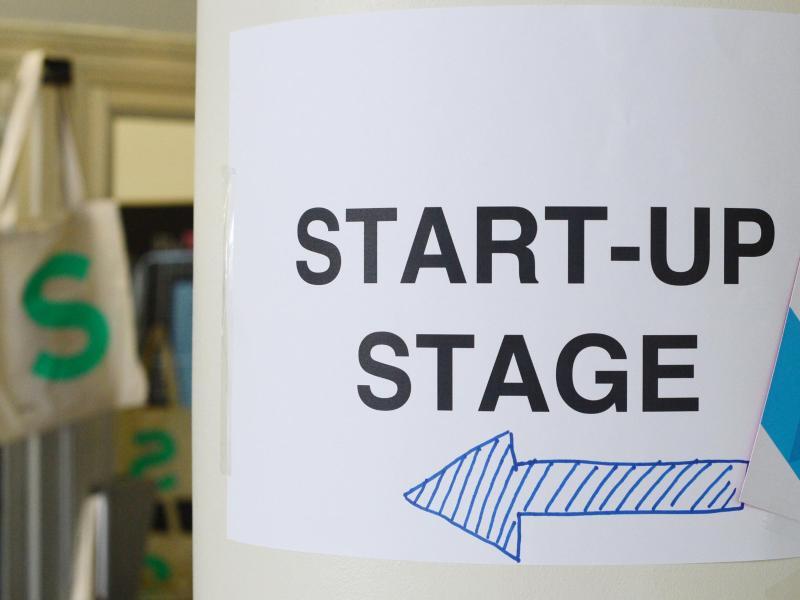 Bild zu Start-up