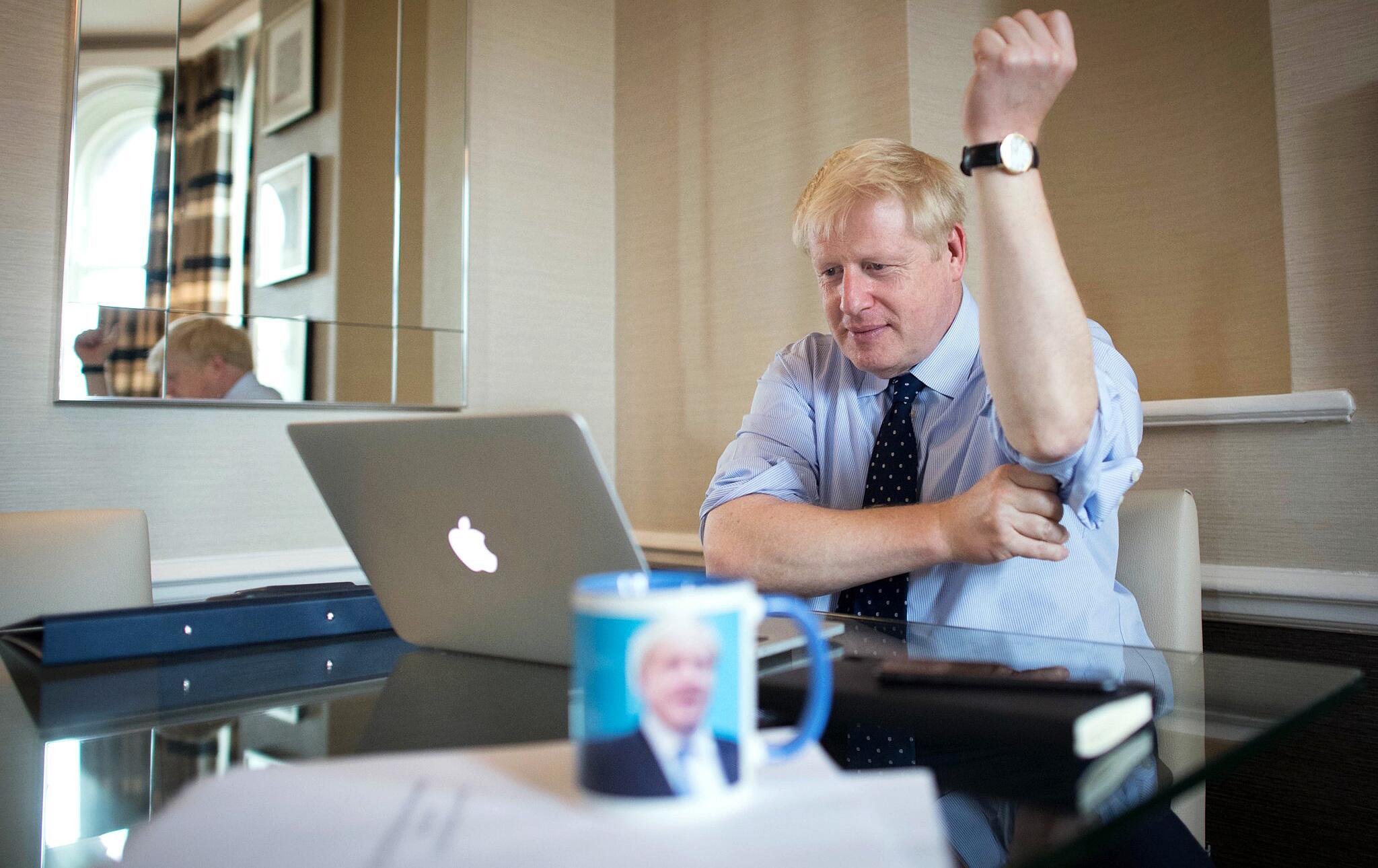 Bild zu Parteitag der britischen Konservativen