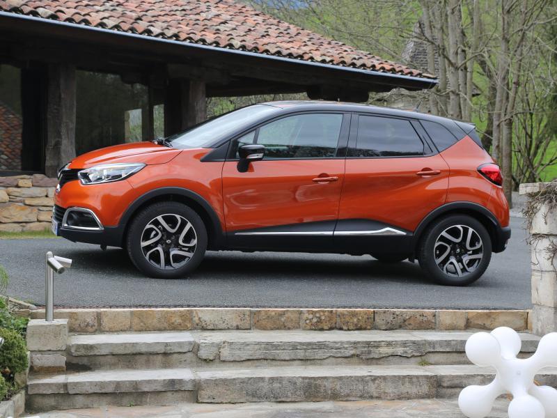 Bild zu Renault Captur