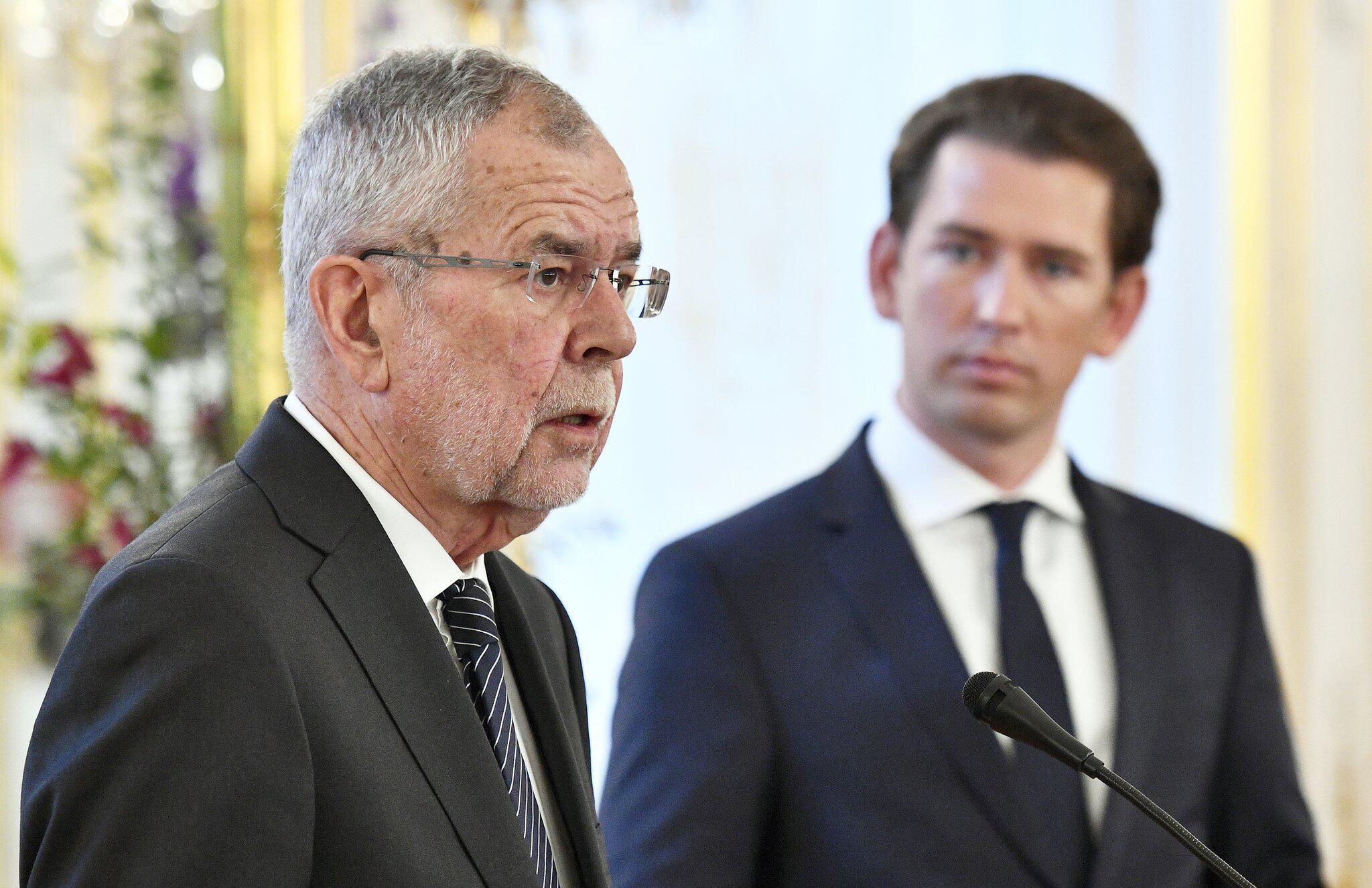 Bild zu Vorwurf der BND-Bespitzelung Österreichs