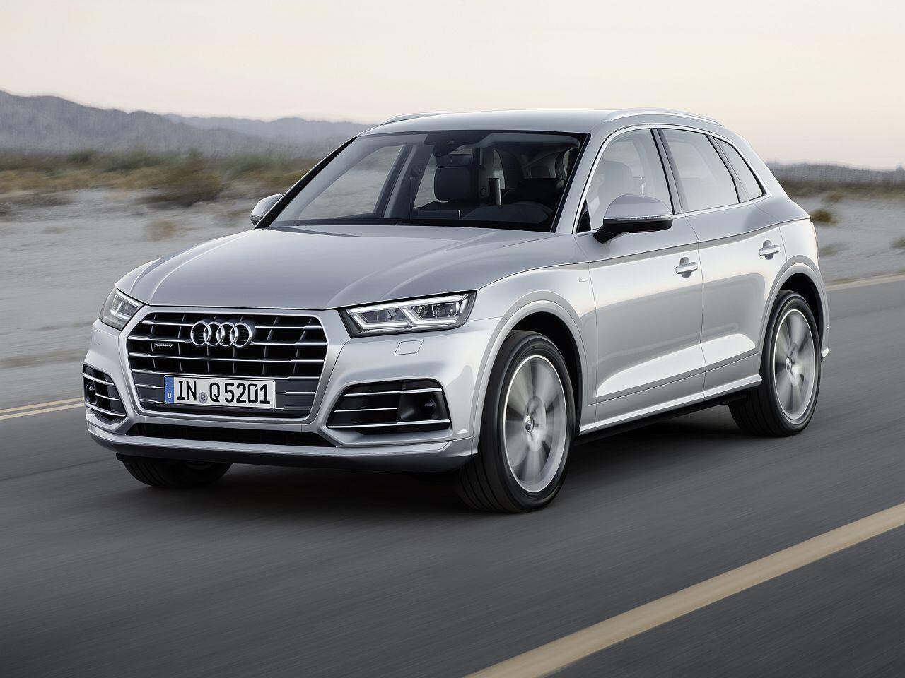 Bild zu Platz 11: Audi Q5
