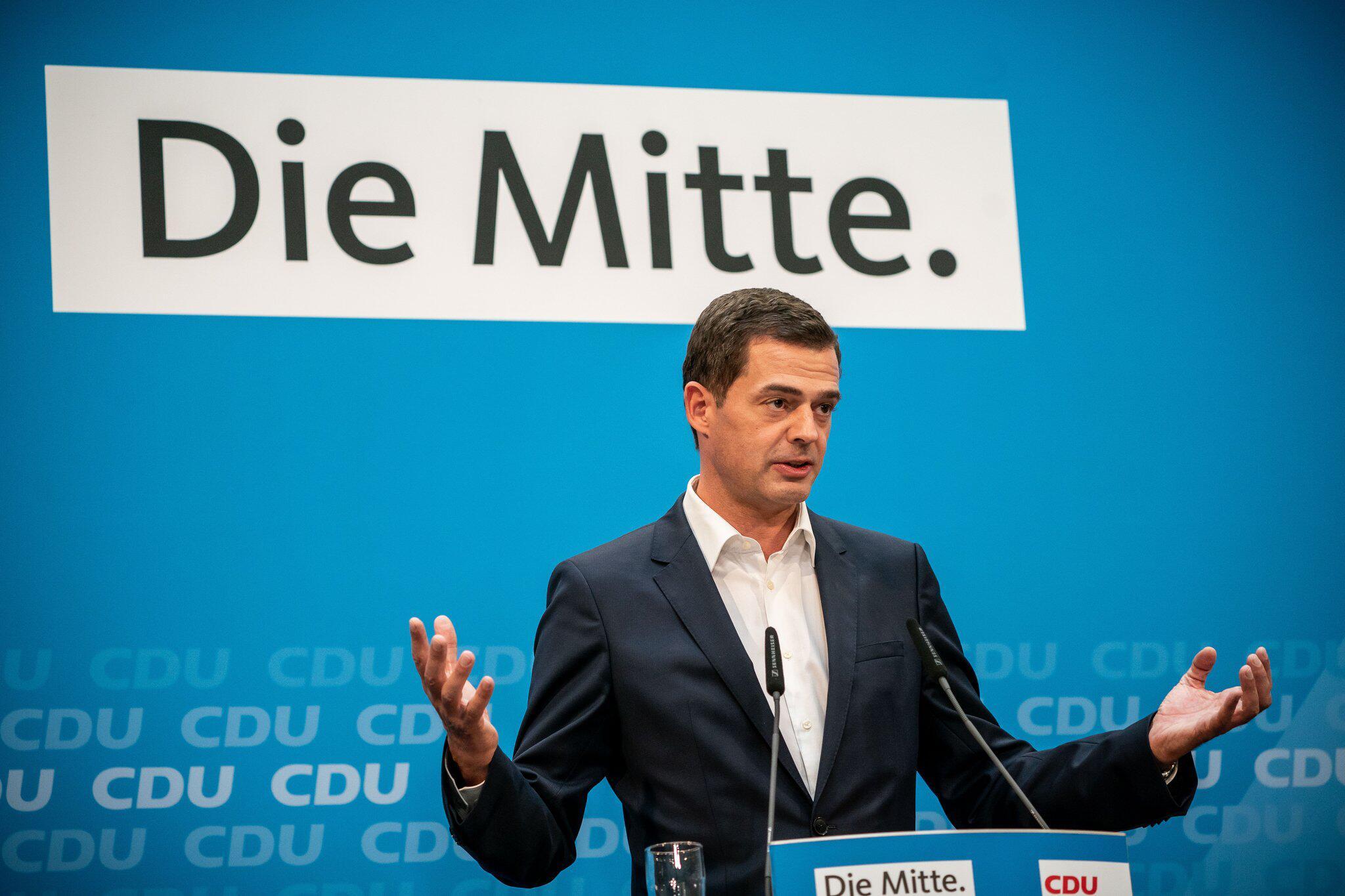 Bild zu CDU - Bundesvorstand