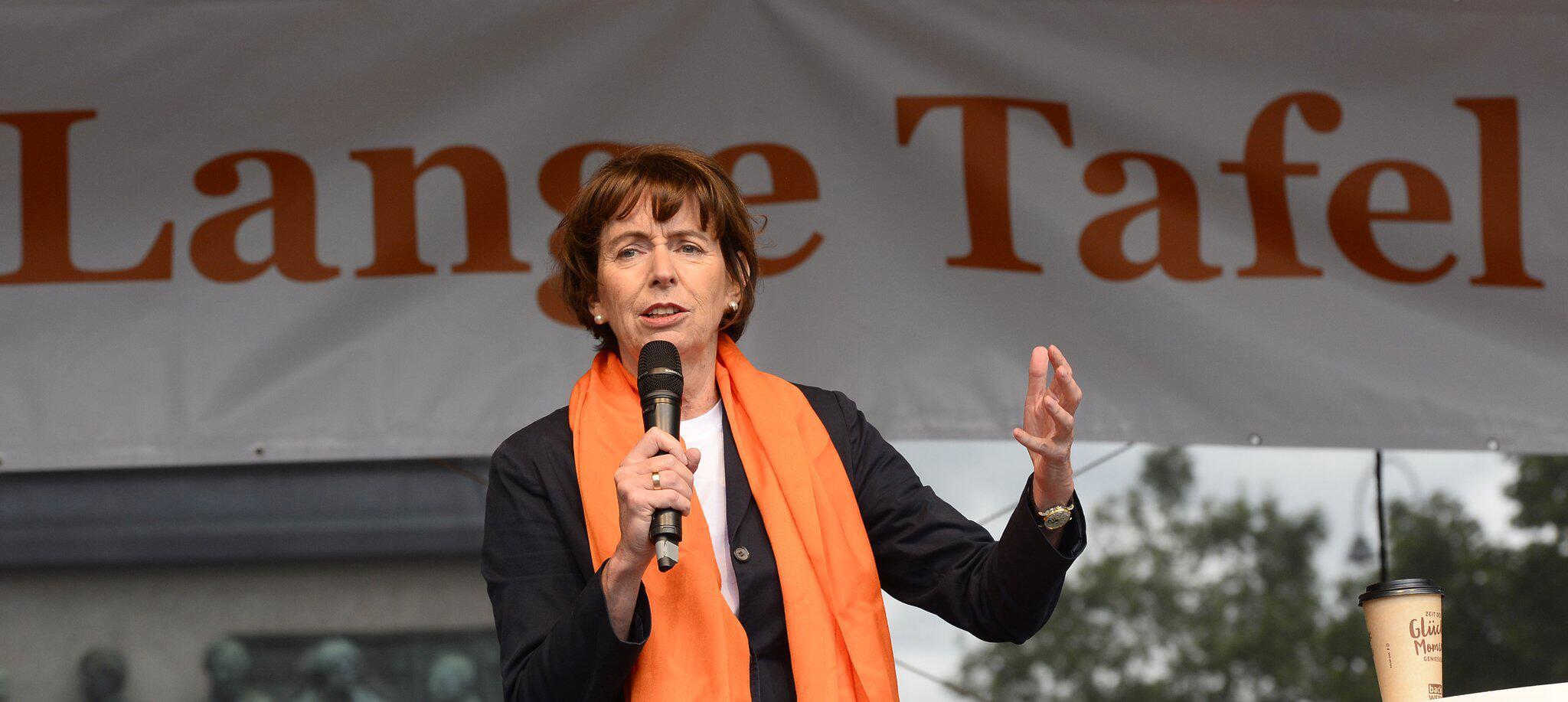 """Bild zu """"Lange Tafel"""" at Cologne Heumarkt"""