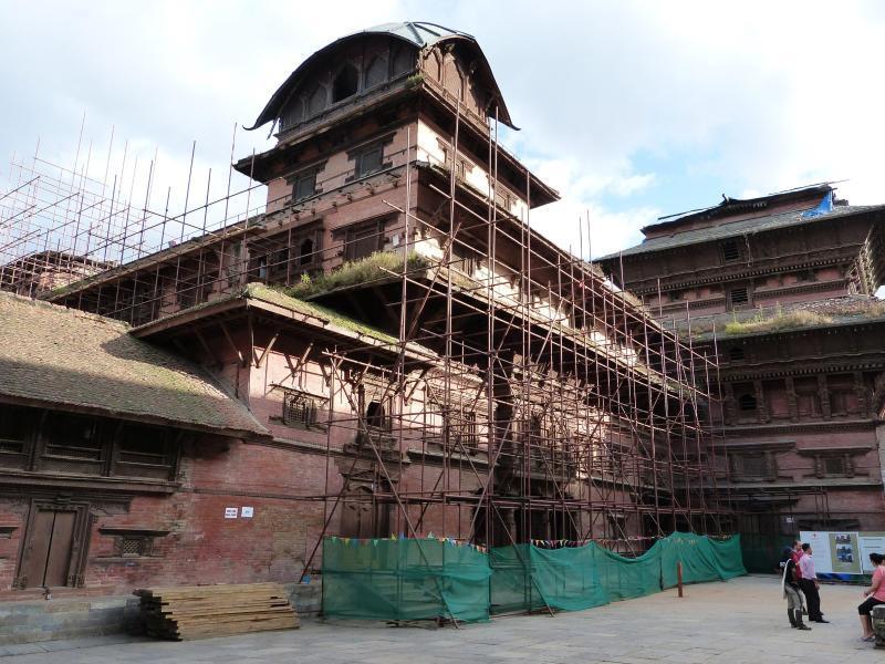 Bild zu Basantapur-Turm in Kathmandu