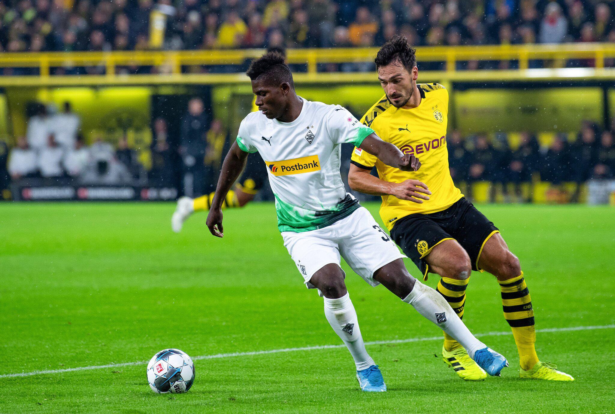 Bild zu Borussia Dortmund - Borussia Mönchengladbach