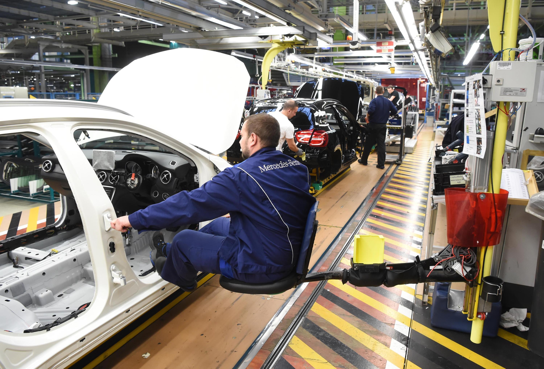 Bild zu Mega-Rückruf bei Daimler