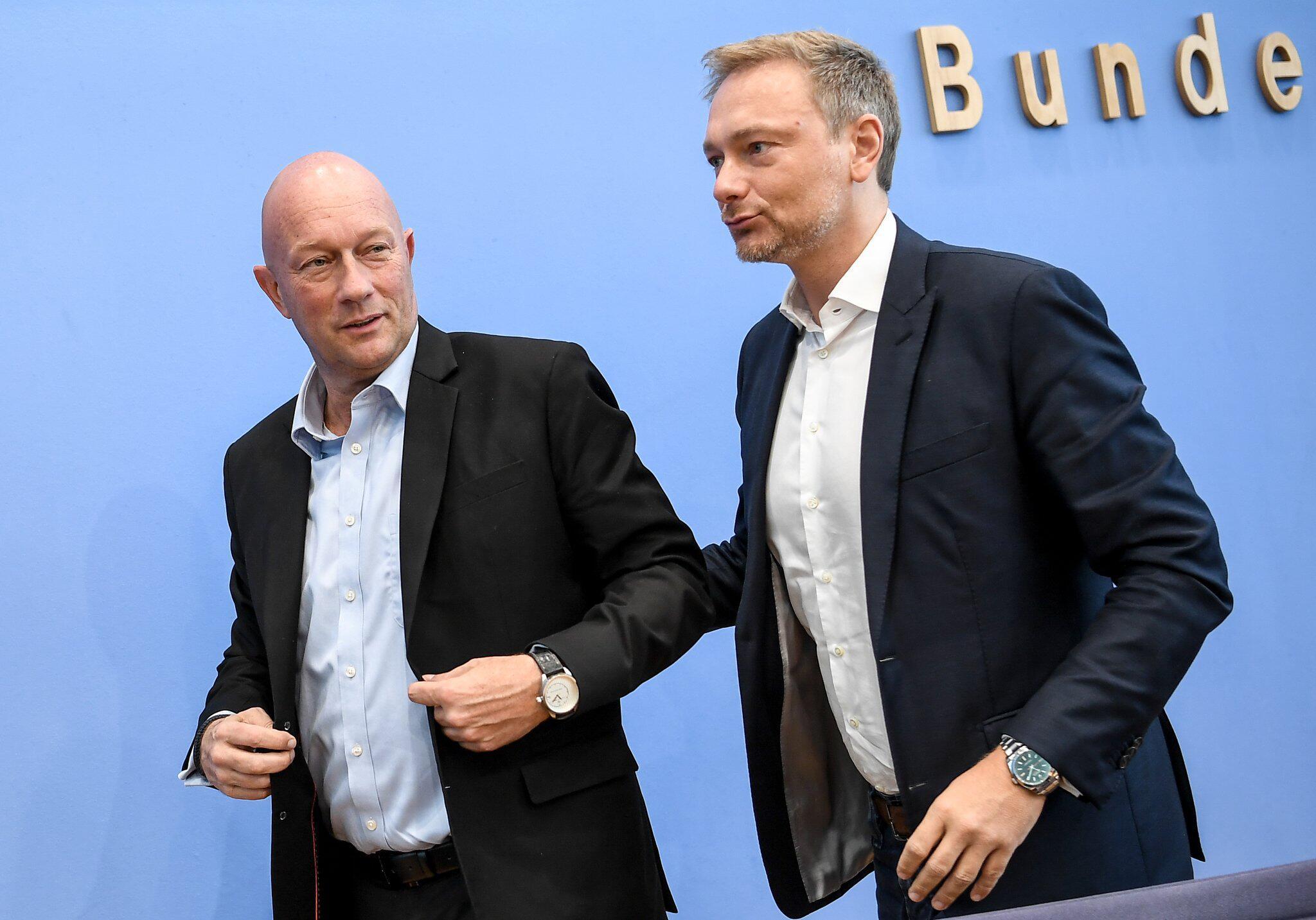 Bild zu Nach Landtagswahl in Thüringen - FDP