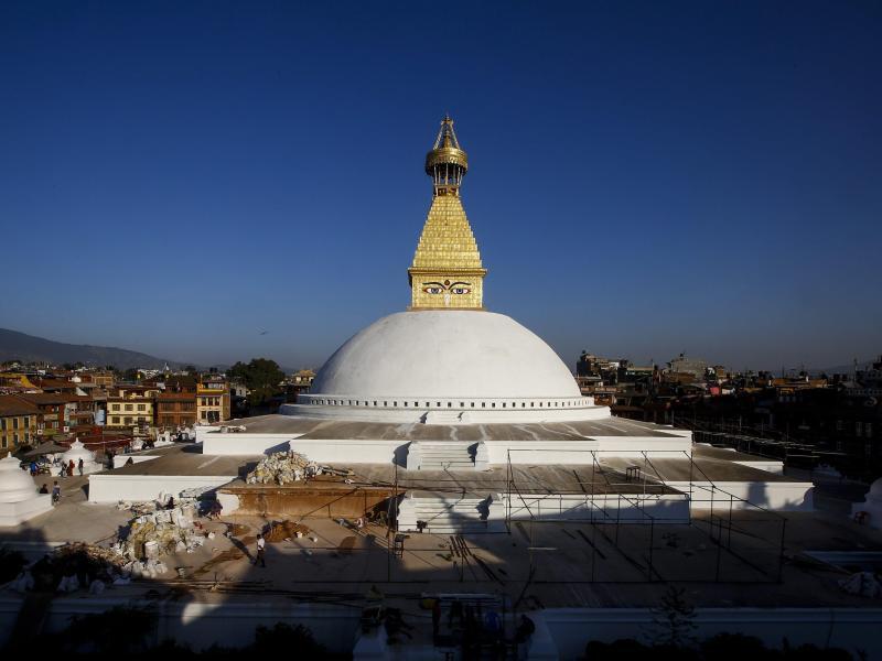 Bild zu Stupa von Bodnath