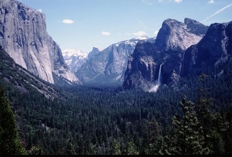 Bild zu Yosemite-Park