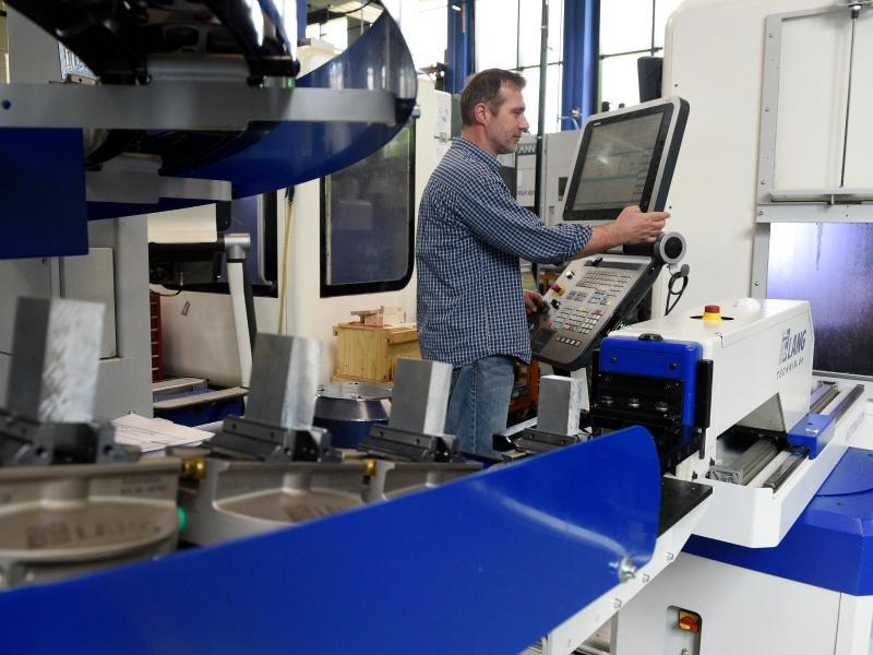 Bild zu Digitalisierung der Arbeitswelt