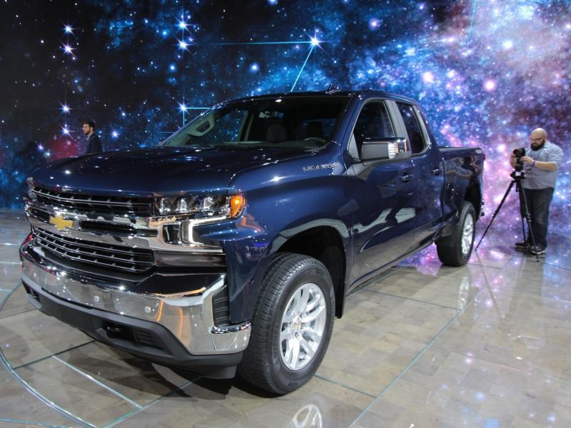 Bild zu Chevrolet Silverado