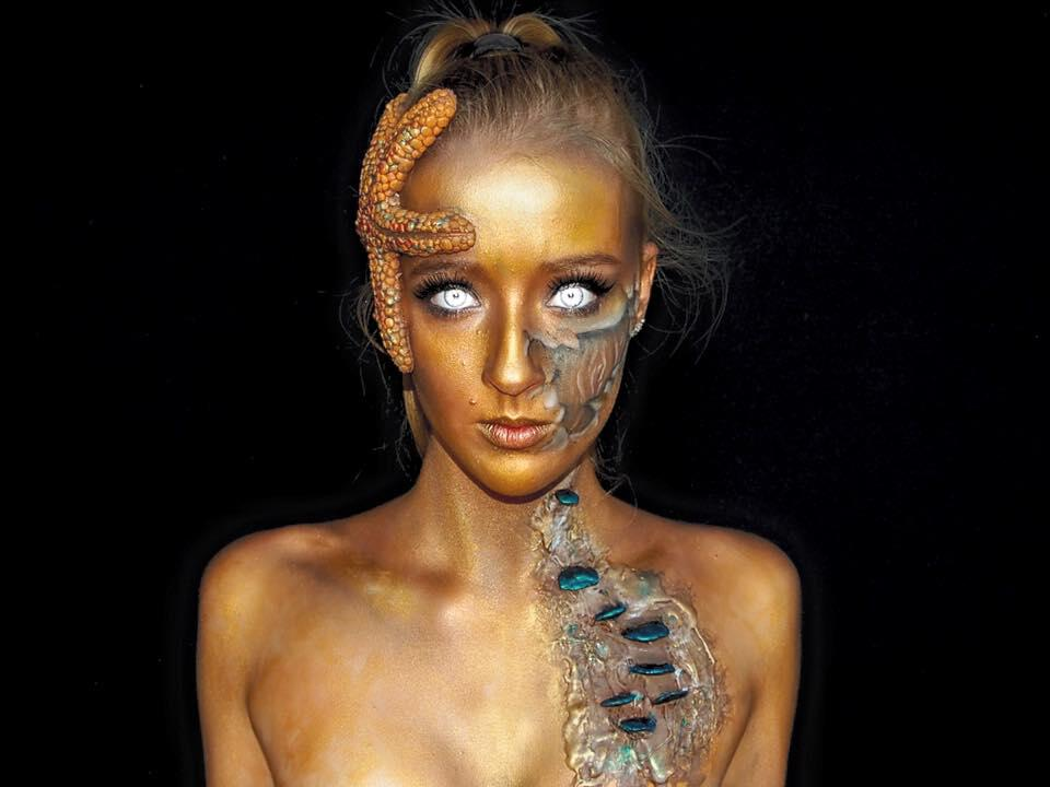 Bild zu Lara Wirth Make-Up
