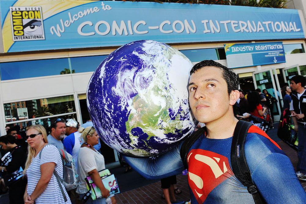 Bild zu Die Comic-Con findet seit 1970 jährlich in San Diego statt