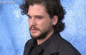 """Kit Harington weint wegen Finale von """"Game of Thrones"""""""