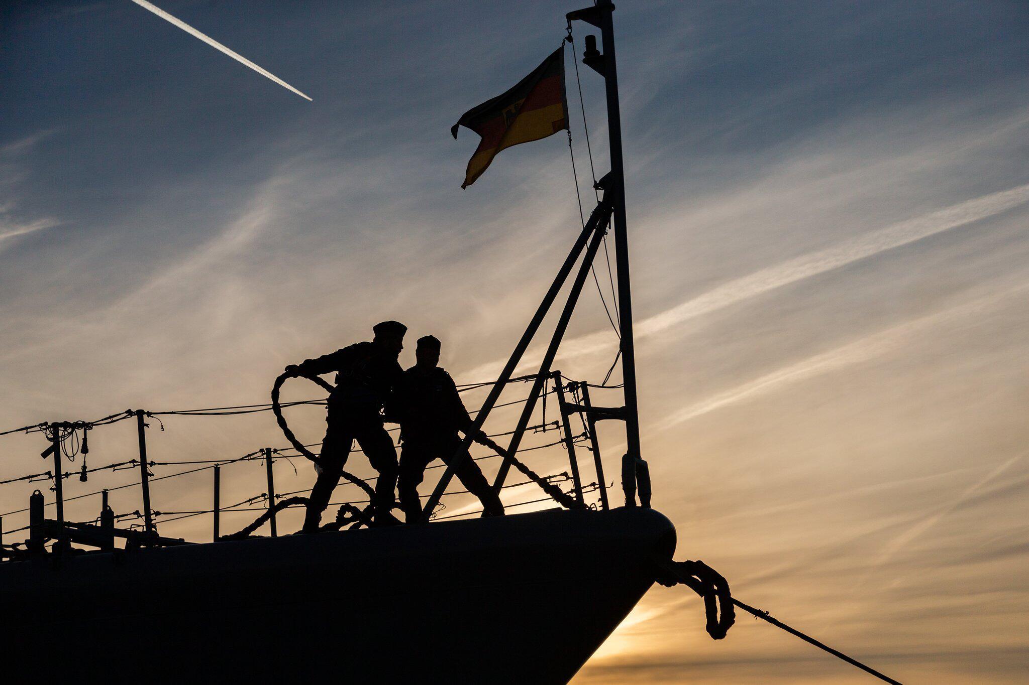 Bild zu EUerwägt Wiederbelebung von Marineoperation vor libyscher Küste