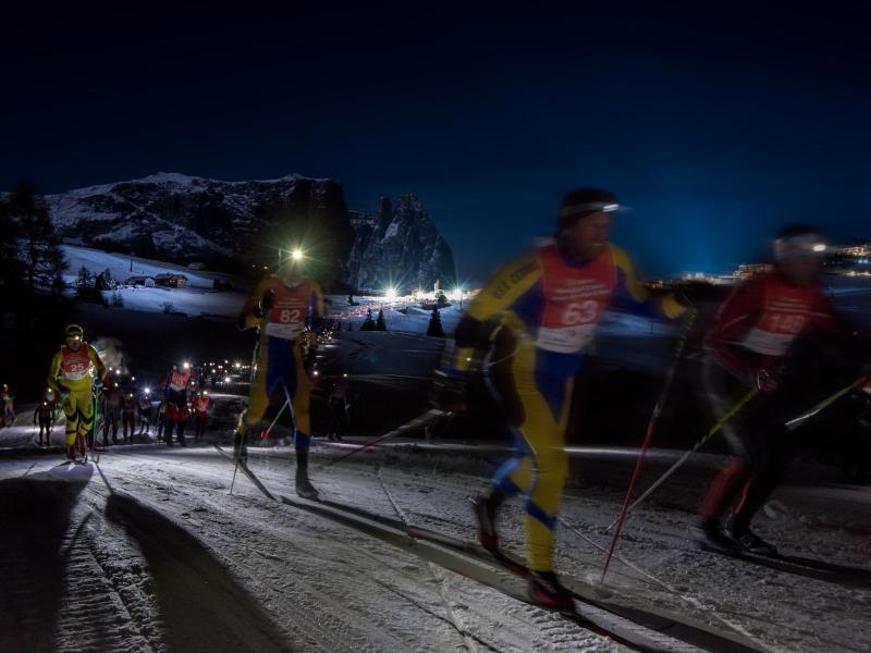 Bild zu Langlauf in Südtirol