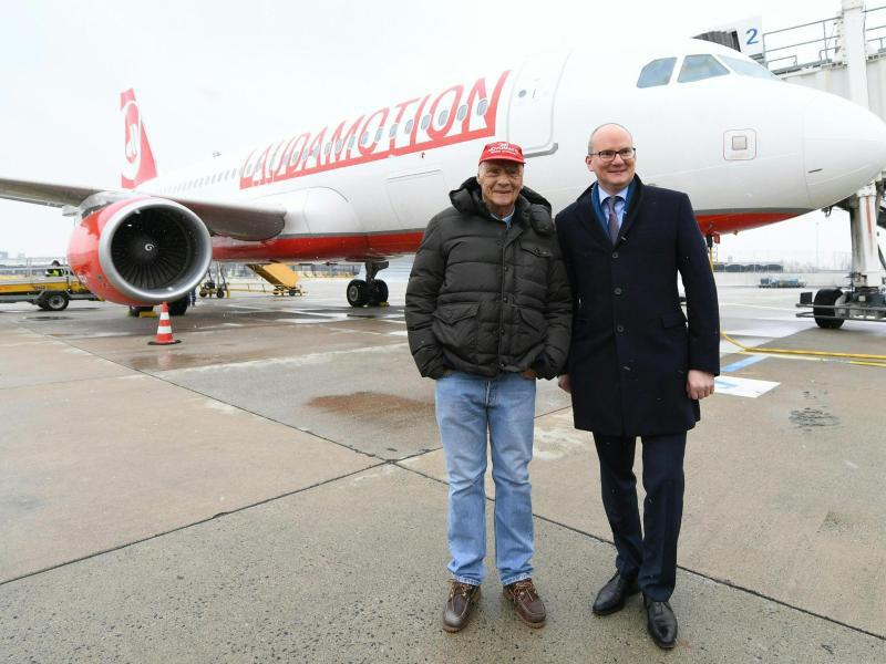 Bild zu Laudamotion - Testflug nach Düsseldorf