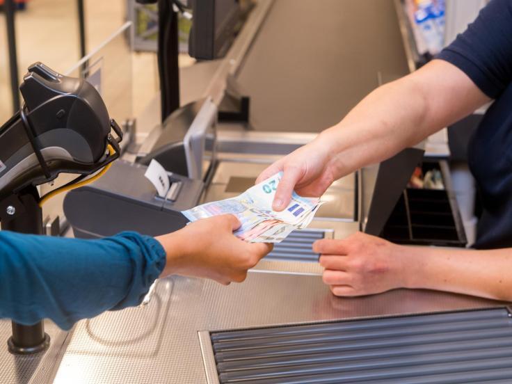 Bild zu Cashback im Supermarkt