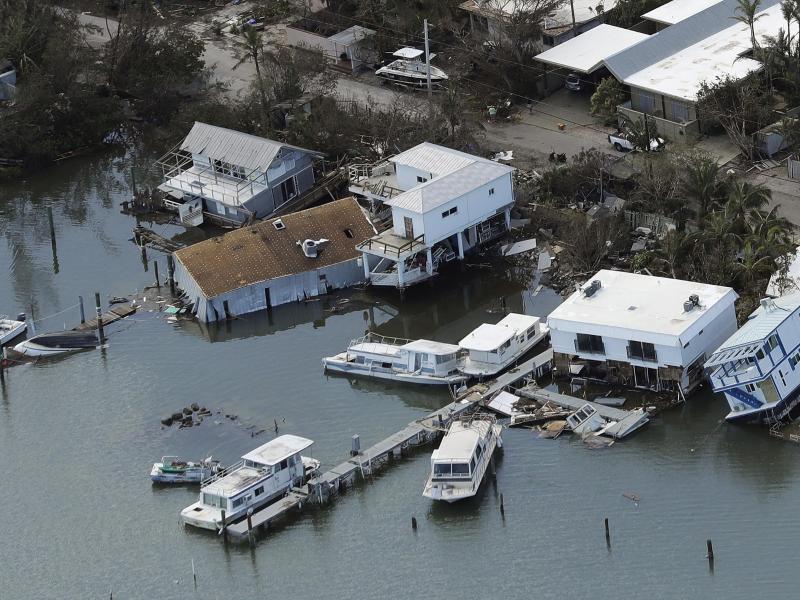 Bild zu Hurrikan «Irma»