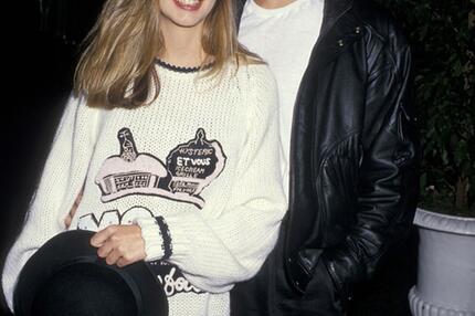 Brad Pitt, Freundin, Shalane McCall