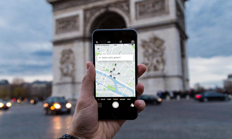Bild zu Urlaub Apps Reise