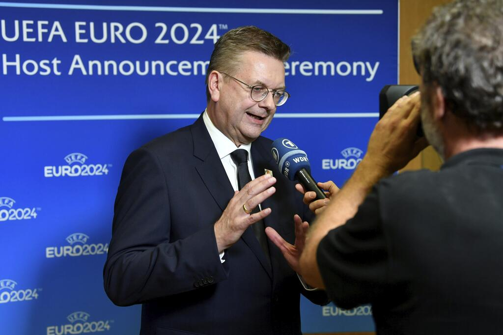 Germany elected Euro 2024 host over Turkey