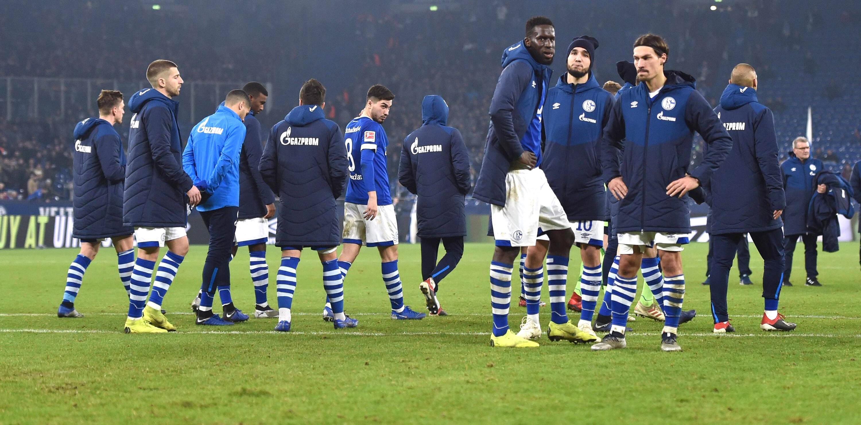 Bild zu Schalke, Bundesliga, Fußball