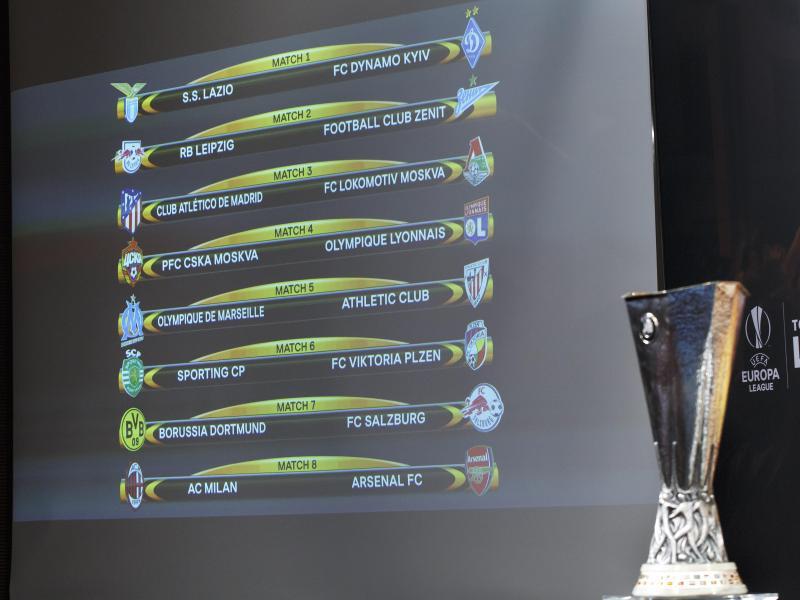 Bild zu UEFA Europa League Auslosung