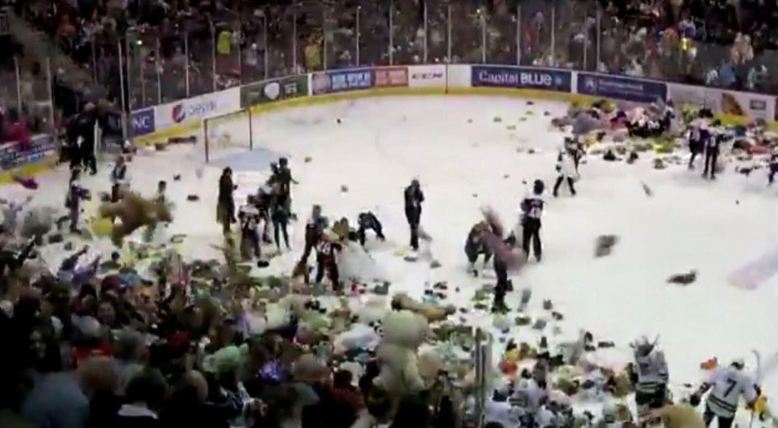 Bild zu Eishockey