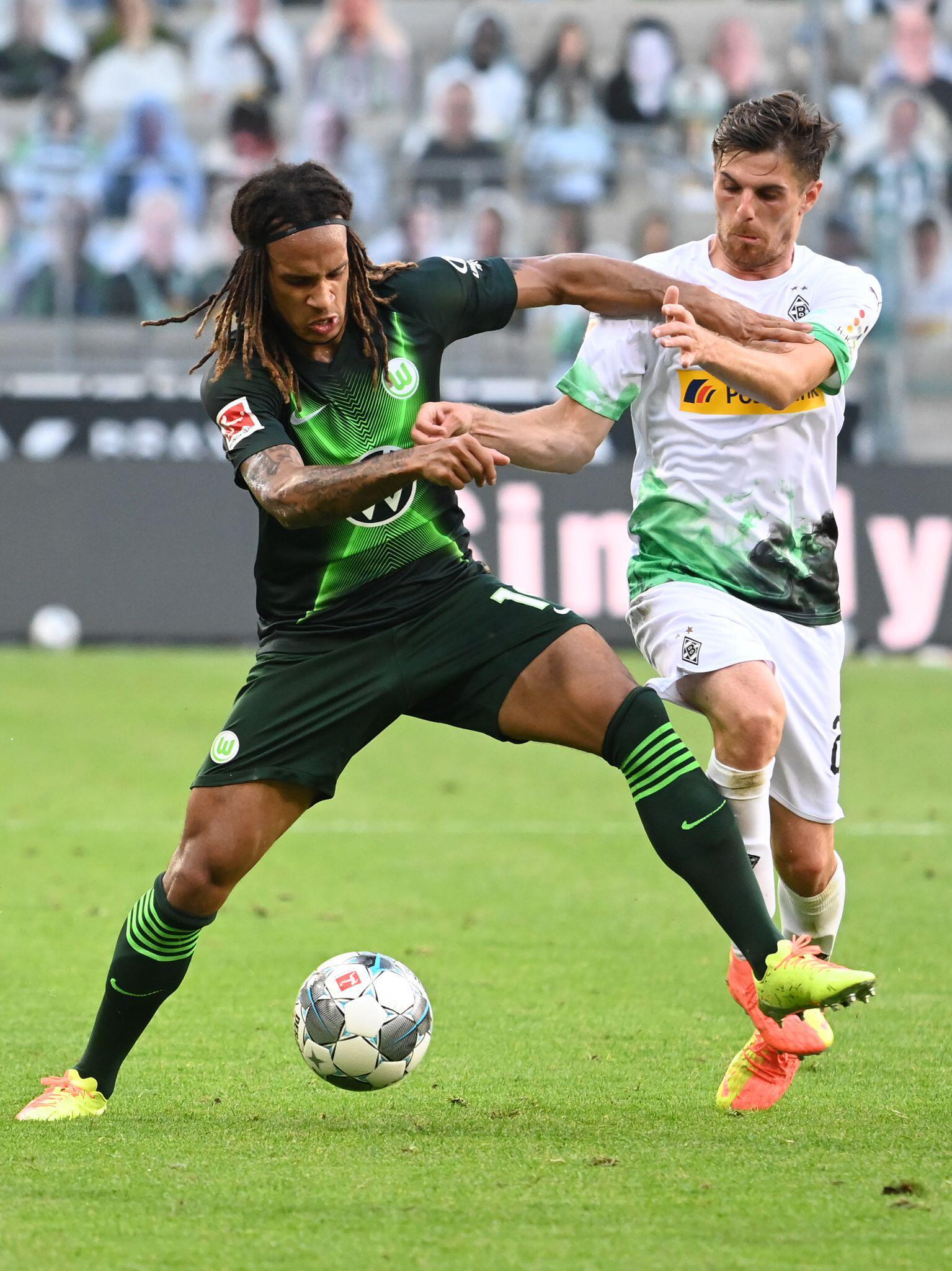 Bild zu Borussia Mönchengladbach - VfL Wolfsburg