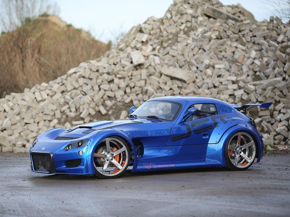 Bild zu Tiger Avon Kit Car