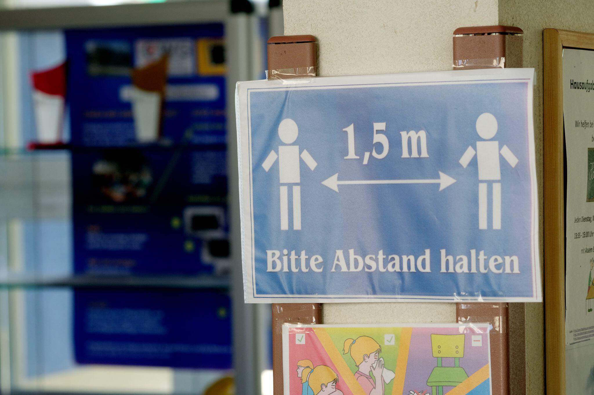 Bild zu In Thüringen öffnen die Schulen ab Montag nach sechs Wochen