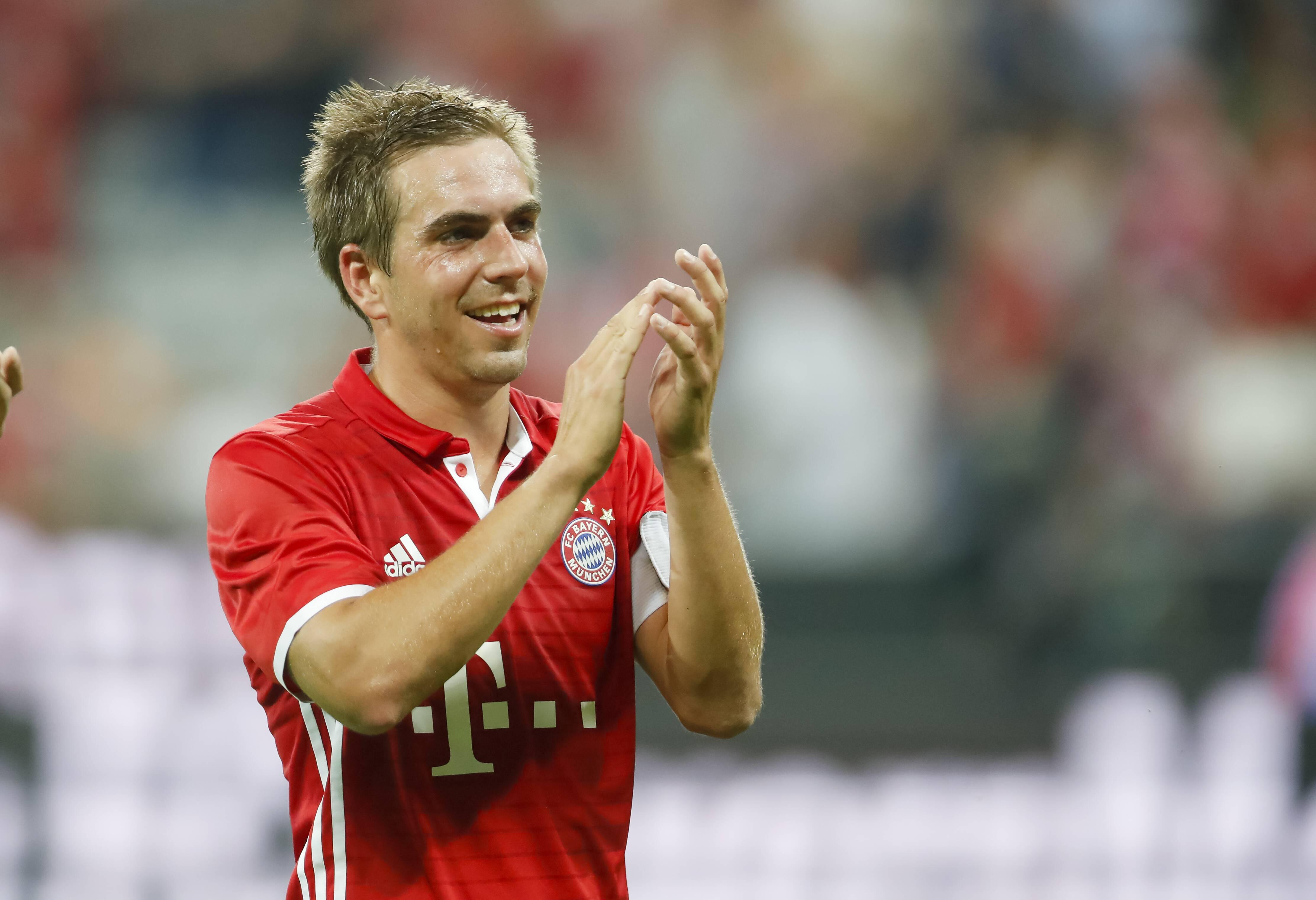 Bild zu Philipp Lahm, Karriereende, FC Bayern München