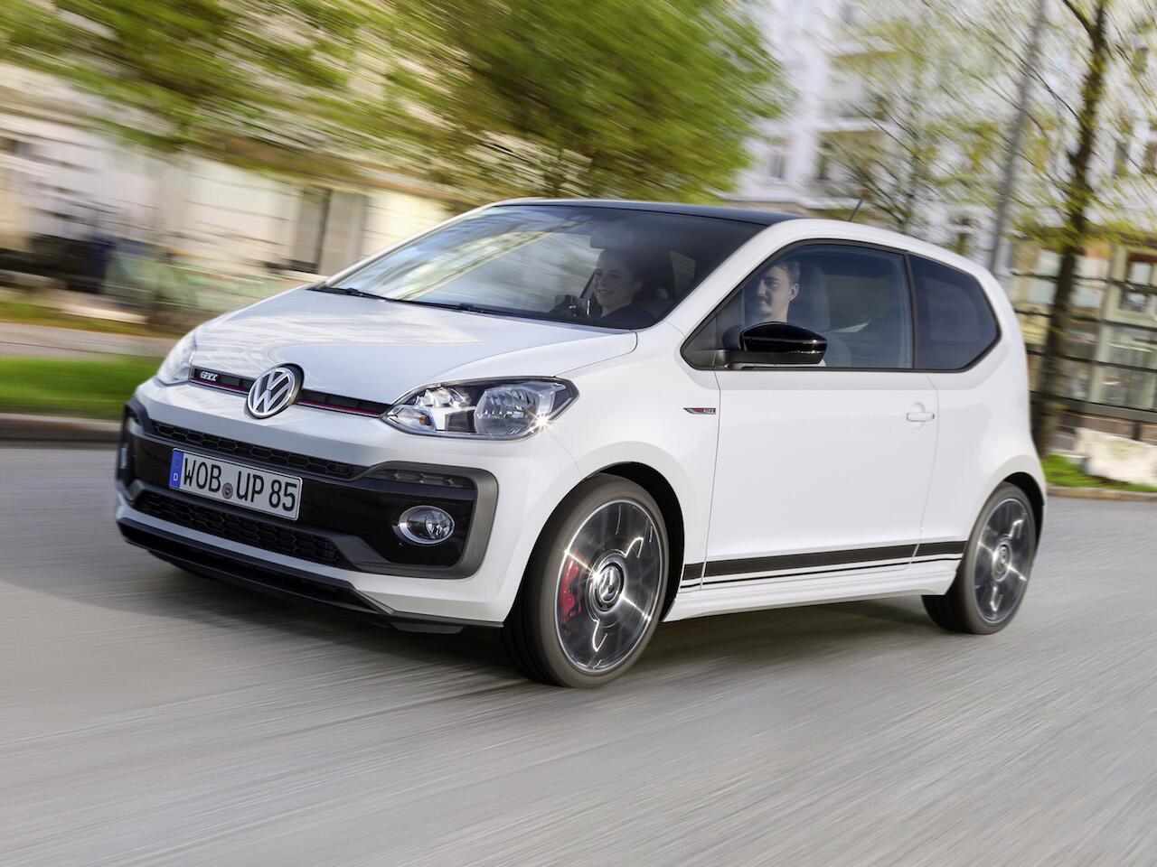 Bild zu VW Up GTI