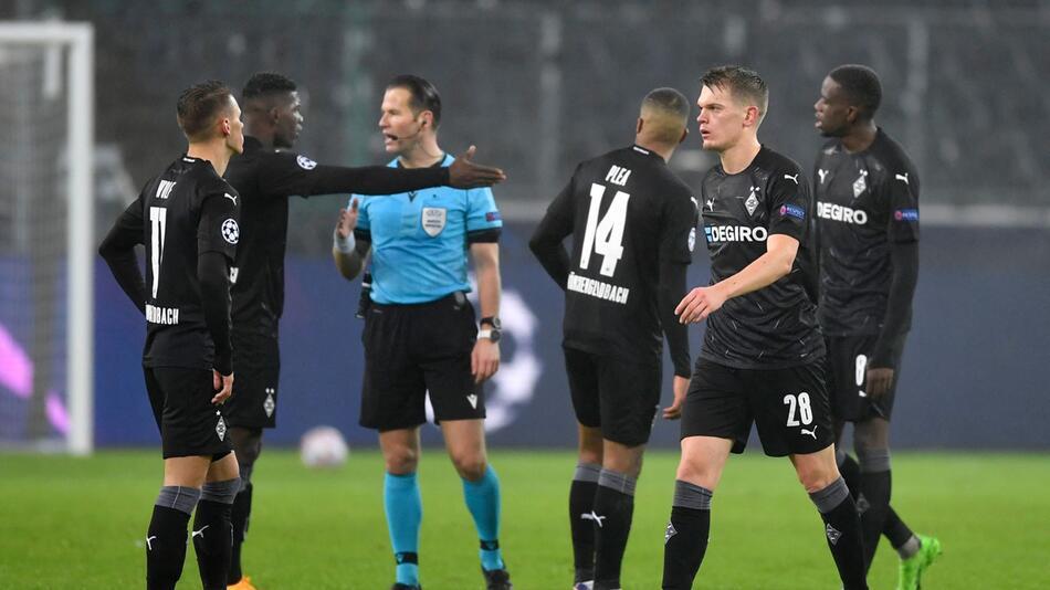 Borussia Mönchengladbach - Inter Mailand