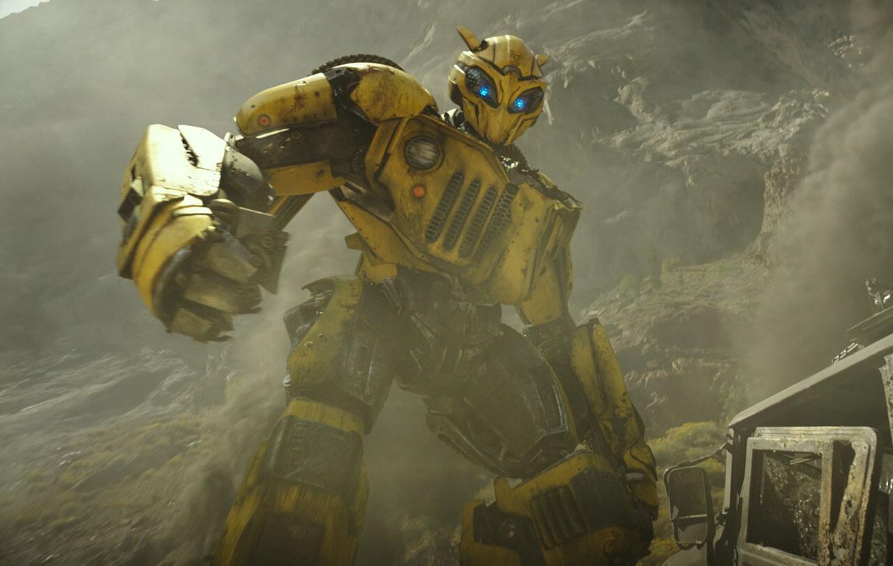 Bild zu Trailer zu Bumblebee