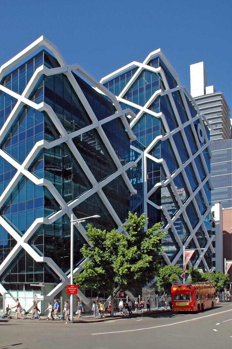 Bild zu Macquarie Bank Centre