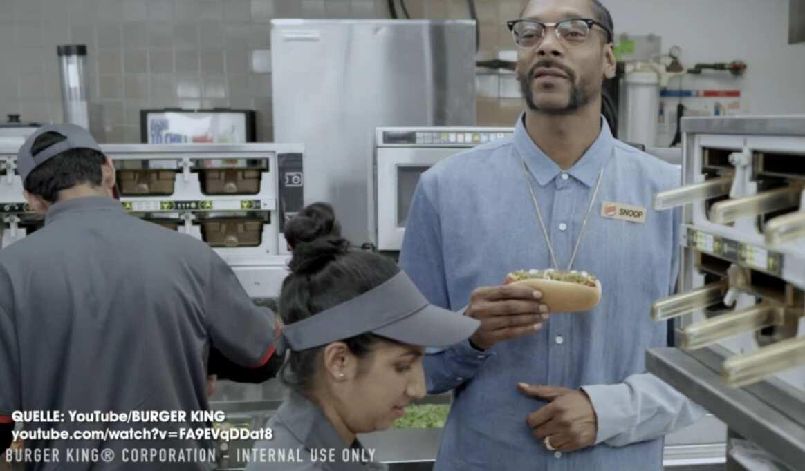 Bild zu Snoop Dog Maci Promo