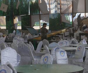 Explosion in Hochzeitshalle in Kabul