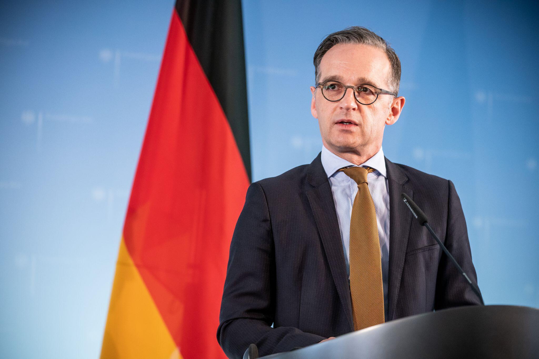 Bild zu Außenminister Maas trifft italienischen Amtskollegen