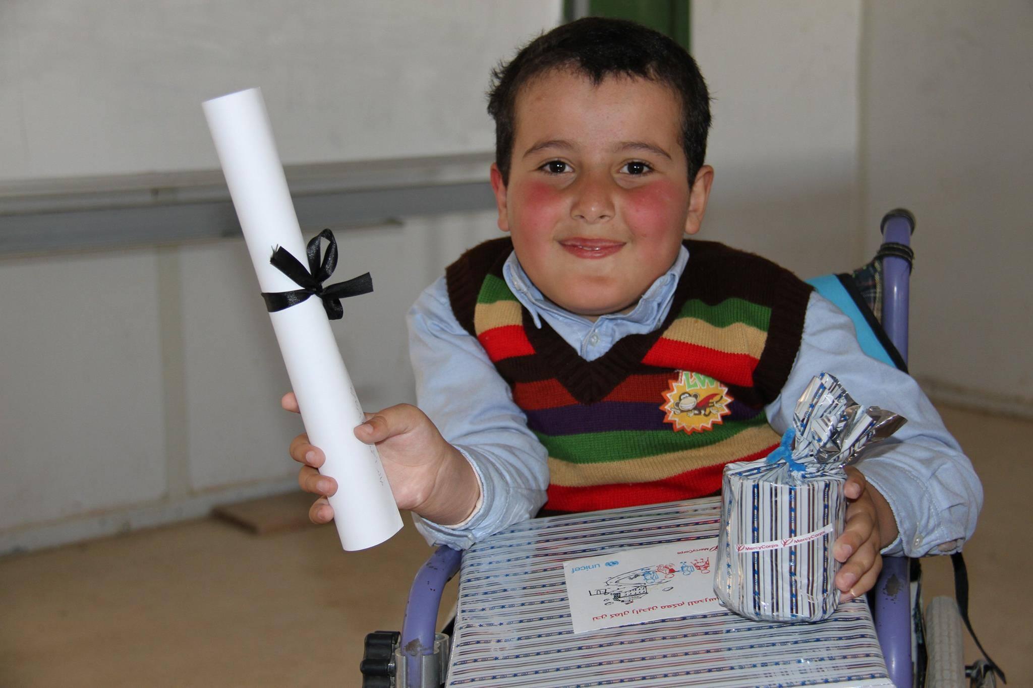 Bild zu UNICEF-Patenschaft