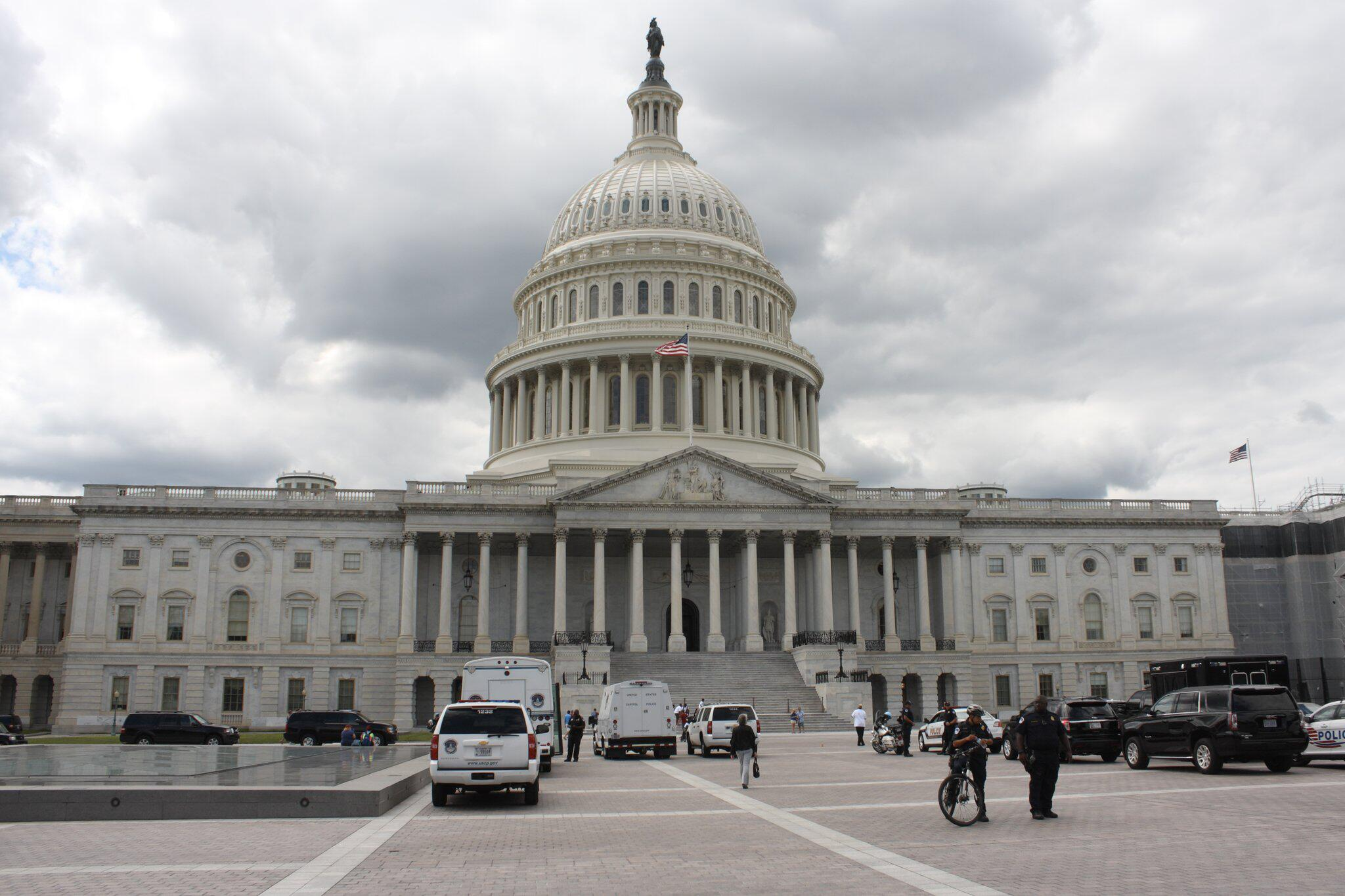 Bild zu Kapitol bin Washington